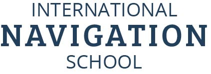 Internation Navigation School Logo